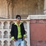 Harpal Singh Jadon Art Print