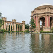 2464- Palace Of Fine Arts Art Print