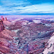 Canyonlands National Park Utah Art Print