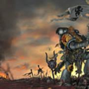 Warhammer Art Print