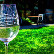 2719- Mauritson Wines Art Print