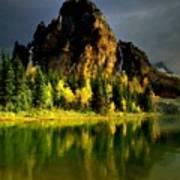 Landscape Pics Art Print