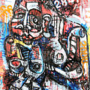 2847 Art Print