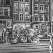 286 Amsterdam Art Print