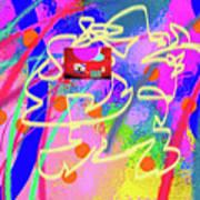 3-10-2015dabcdefghijklmnopqrtuvwxyzabcdefghi Art Print