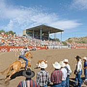 75th Ellensburg Rodeo, Labor Day Art Print