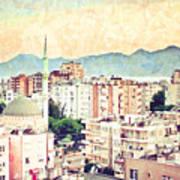 Antalya Art Print