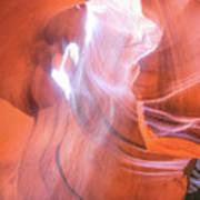 Antelope Canyon Arizona Art Print