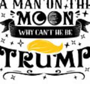 Anti Trump Impeach The President Vote For Dems Light Art Print