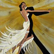 Ballroom Dance Art Print