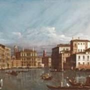 Bernardo Bellotto Art Print