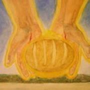 Bread From Heaven Art Print