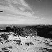 Carrauntoohil Summit Art Print