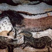 Cave Art Art Print