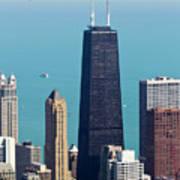 Chicago Il, Usa Art Print