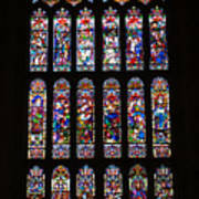 Christchurch Priory Art Print