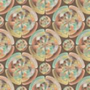 Complex Geometric Pattern Art Print