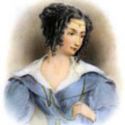 Countess Teresa Guiccioli Art Print