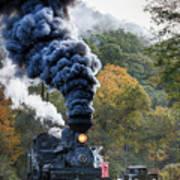 Country Railroad Crossing Art Print
