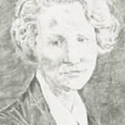 Edna St. Vincent Millay Art Print