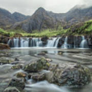 Fairy Pools - Isle Of Skye Art Print
