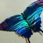 Fly Away Butterfly Art Print