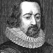Francis Bacon, English Polymath Art Print