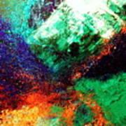 Gaia Symphony Art Print