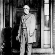 General Robert E Lee Art Print