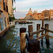 Grand Canal, Venice, Italy Art Print