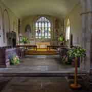 Holy Cross Church, Ramsbury Art Print