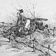 Horserider, C1840 Art Print