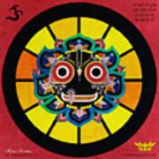 Jagannath Art Print