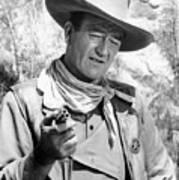 John Wayne (1907-1979) Art Print