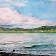 Lago De Chapala Art Print