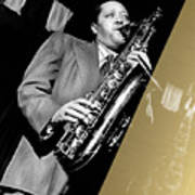 Lester Young Collection Art Print
