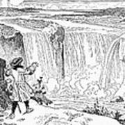 Louis Hennepin (1640-1701) Art Print