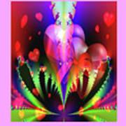 Love And Devotion Art Print