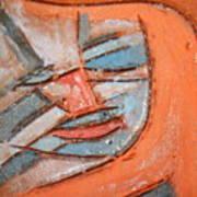 Mask - Tile Art Print