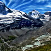 Matterhorn Panorama Art Print