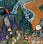Memory Of The Garden At Etten Art Print