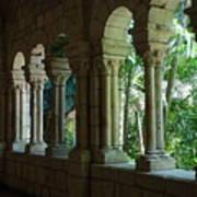 Miami Monastery Art Print