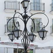 Mijas - Costa Del Sol   Spain Art Print