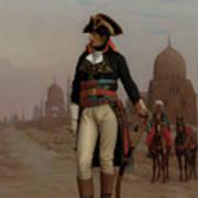 Napoleon In Egypt Art Print