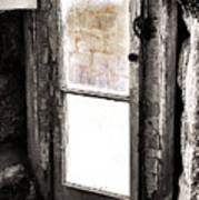 Narrow Prison Escape  Art Print