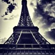 #paris Art Print