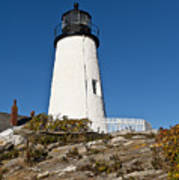 Pemaquid Point Light Art Print
