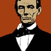 President Lincoln Art Print