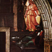 Raphael The Liberation Of St Peter  Art Print