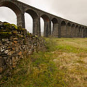 Ribblehead Viaduct Art Print